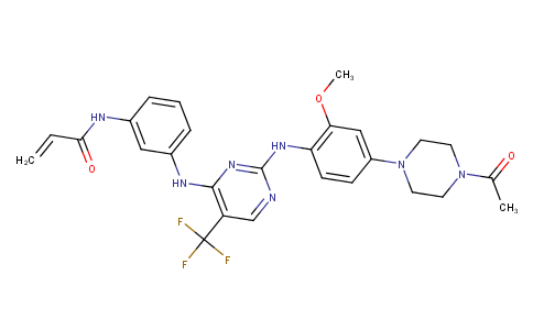 Rociletinib (CO-1686) 1374640-70-6 in stock for sale